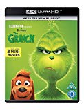 The Grinch (DVD + Digital Download) [Blu-ray] [2018] [Region Free]