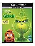 The Grinch (DVD + Digital Download) [Blu-ray] [2018] [Region Free]