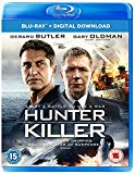 Hunter Killer [Blu-ray] [2018]