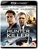 Hunter Killer 4K [Blu-ray] [2018]