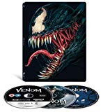 Venom [4K Limited Edition Steelbook] [Blu-ray] [2018]