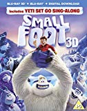 Smallfoot [Blu-ray] [2018]