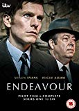 Endeavour Series 1 to 6 [DVD] [2019]