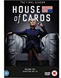 House of Cards - Season 06 [DVD]