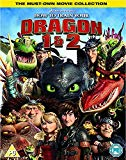 How To Train Your Dragon 1 & 2 Box Set (DVD) [2018]
