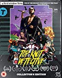 Top Knot Detective [Dual Format Blu-ray + DVD]