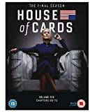 House of Cards - Season 06 [Blu-ray]