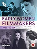 Early Woman Filmmakers Collecton (4-disc Blu-ray set) Blu Ray