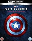 Captain America 4K UHD Trilogy [4K Blu-ray]  [Region Free]