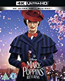 Mary Poppins Returns [4K UHD + Blu-ray] [2018] [Region Free]