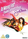 To Wong Foo, Thanks For Everything Julie Newmar [DVD]