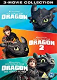 How to Train Your Dragon - 3 Movie Collection (Blu-ray) [2019] [Region Free]