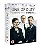 Line of Duty - Series 1-5 Box Set [DVD]