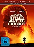 The Man Who Killed Hitler and Then The Bigfoot Blu-Ray Blu Ray