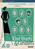 Kind Hearts & Coronets 70th Anniversary Edition [DVD] [2019]