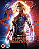 Captain Marvel [Blu-ray] [2019] [Region A & B & C] Blu Ray