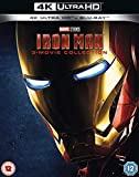 Iron Man 4K UHD Trilogy [Blu-ray] [2019] [Region Free] Blu Ray