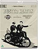 Buster Keaton: 3 Films(Sherlock Jr., The General, Steamboat Bill, Jr.) [Masters of Cinema] [Blu-ray]