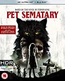 Pet Sematary (Blu-ray) [2019] [Region Free]