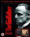 The Godfather Triology [Blu-ray] [2019] [Region Free]