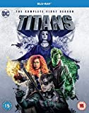 Titans: Season 1 [Blu-ray] [2019]