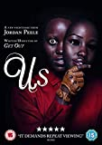 Us (Blu-ray) [2019] [Region Free]