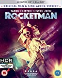 Rocketman (4K UltraHD & Blu-ray) [2019] [Region Free]