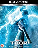 Thor Trilogy [Blu-ray + UHD] [2019] [Region Free] Blu Ray