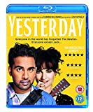Yesterday (Blu-ray) [2019] [Region Free]