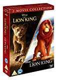 Disney's The Lion King Doublepack [DVD] [2019]