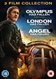 Olympus/London/Angel Has Fallen Triple Film Collection [DVD] [2019]