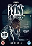 Peaky Blinders - Series 5 (includes 2 Beer Mats) [DVD] [2019]