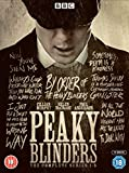 Peaky Blinders - Series 1 - 5 [DVD] [2019]