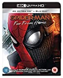 Spider-Man: Far From Home [4K Ultra HD] [Blu-ray] [2019] [Region Free] Blu Ray