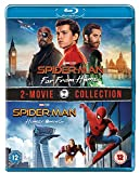 Spider-Man: Far From Home & Spider-Man : Homecoming [Blu-ray] [2019] [Region Free]