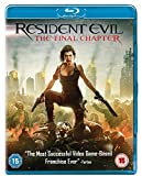 Resident Evil: The Final Chapter [Blu-ray] [2016] [Region Free]