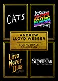 Andrew Lloyd Webber - Live Musicals Collection [DVD] [2019]