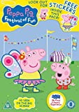 Peppa Pig: Festival of Fun - Includes Free Sticker Sheet [DVD] [2019]