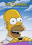 Simpsons, The Season 19 DVD [2019] DVD
