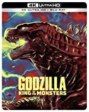 Godzilla: King of the Monsters - Steelbook 4K [Blu-ray] [2019]