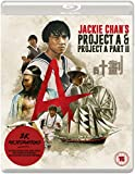 Jackie Chan's PROJECT A & PROJECT A PART II [Eureka Classics] 2-Disc Blu-ray edition