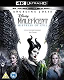 Maleficent: Mistress of Evil UHD [Blu-ray] [2019] [Region Free] Blu Ray