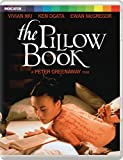 The Pillow Book (Limited Edition) [Blu-ray] [2019] [Region Free] Blu Ray