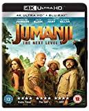Jumanji: The Next Level (2 Discs - UHD & BD) [Blu-ray] [2019] [Region Free]