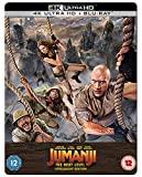 Jumanji: The Next Level - Steelbook (2 Discs - UHD & BD) [Blu-ray] [2019] [Region Free]