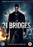 21 Bridges (STX) [DVD] [2019]