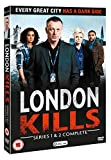 London Kills - Series 1 and 2 Box Set [DVD]