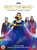Doctor Who - Complete Series 12 [DVD] [2020]