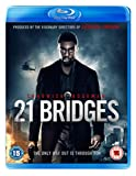 21 Bridges (STX) [Blu-ray] [2019] [Region Free]