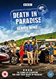 Death In Paradise - Series 9 (Includes 6 Exclusive Art Cards) [DVD]